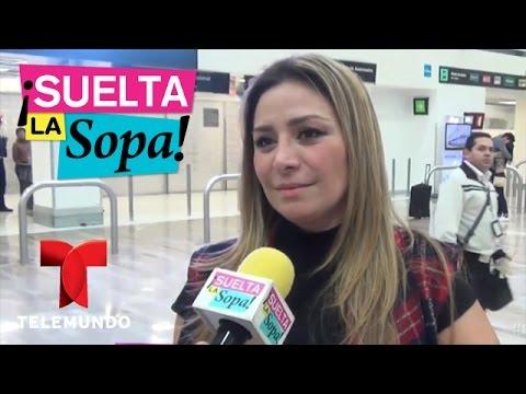 Suelta La Sopa | Cristina Eustace habla sobre su relación con Esteban Loaiza | Entretenimiento