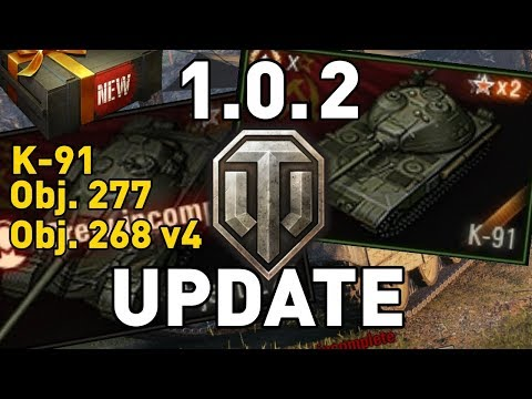 World of Tanks    Update 1.0.2 Preview thumbnail