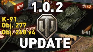 World of Tanks || Update 1.0.2 Preview