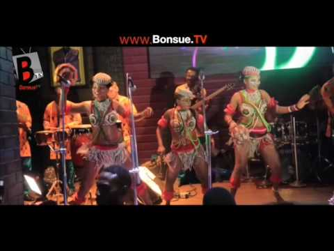 PART 2: OneOfAKind FEMI KUTI and POSITIVE FORCE BAND Live Performance at Hardrock Cafe Oniru, Lagos