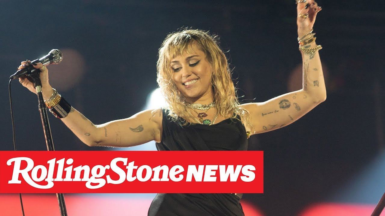 Miley Cyrus Plots New Project 'She Is Coming' | RS News 5/28/19
