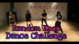 Random Kpop Dance Game + mirrored dances #7