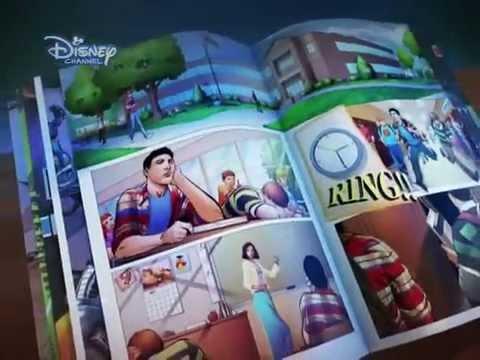 Szuperdokik Intro [Disney Channel Hungary]