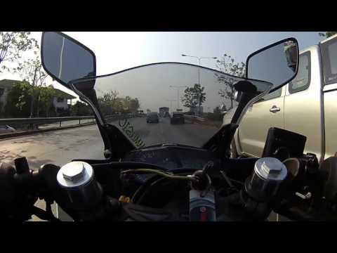 Yamaha R3 2015 Ride In Bangkok