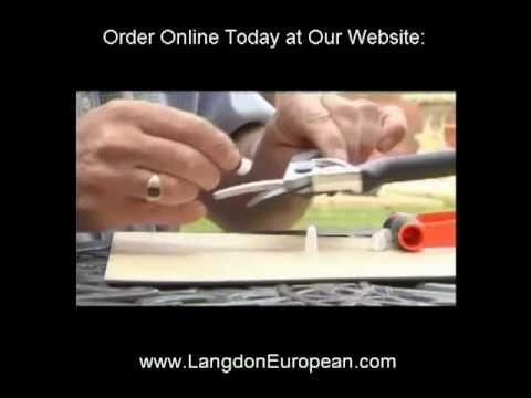 Universal Garden Tool Sharpener - Available Online From Langdon European