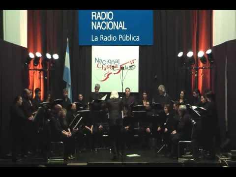 Bach: Lobet den Herrn ESTUDIO CORAL DE BUENOS AIRES