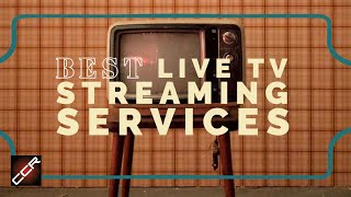 Best Live TV Streaming Services (REVIEW) YouTube TV, Sling TV, fuboTV, Hulu Live, Philo & ESPN+