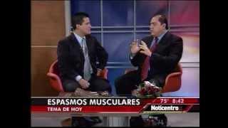 Musculares espasmos síntomas calambres y de