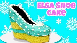 Fairy Tale Themed Cakes | Frozen Elsa Shoes , Disney Princess ,Unicorns And More