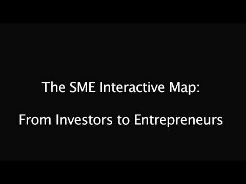 SME Interactive Map: From Investors to Entrepreneurs