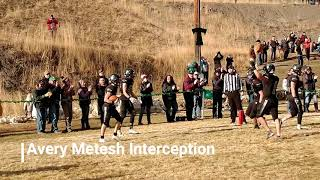 Avery Metesh Interception
