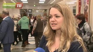 Победитель шоу «Один в один» исполнил фронтовые песни в Хибинах