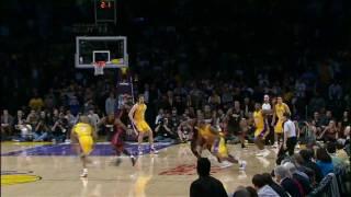 Kobe Bryant Amazing Buzzer Beater