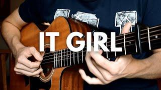 It girl (acoustic fingerstyle guitar ...