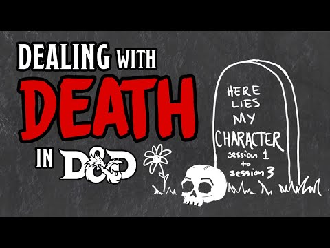 Don't Fear The Reaper! (7 Tips For Dealing With Death In D&D)