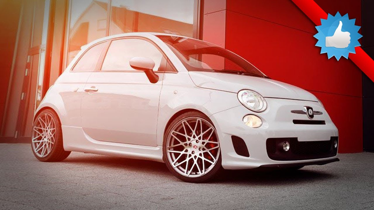 2014 Fiat 500 Abarth By Pogea Racing Tuning Program Youtube