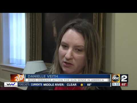 Maryland lawmakers discuss changes to gun laws