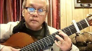 Tóc Mây (Phạm Thế Mỹ) - Guitar Cover by Hoàng Bảo Tuấn