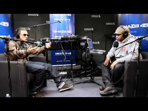 "Kirko Bangz performs ""Drank in my Cup"" live on Sway in the Morning's In-Studio Series"