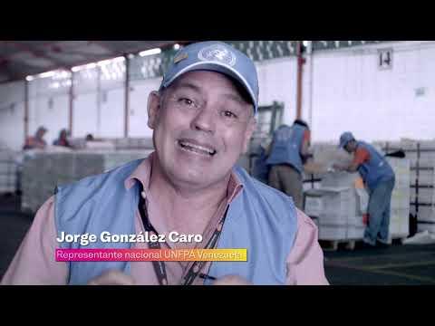 Salvar vidas, garantizar derechos - CERF Venezuela