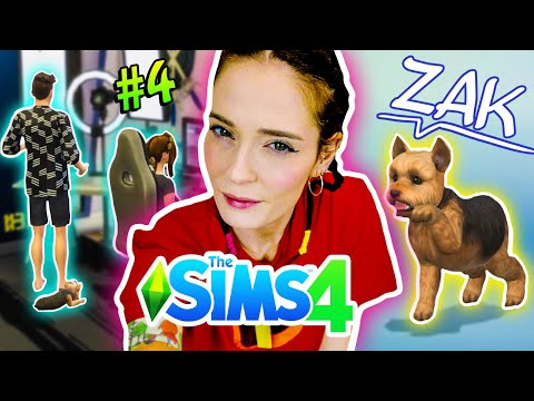 THE SIMS4: ARRIVA ZAK E FACCIAMO GLI YOUTUBERS SU THE SIMS! thumbnail