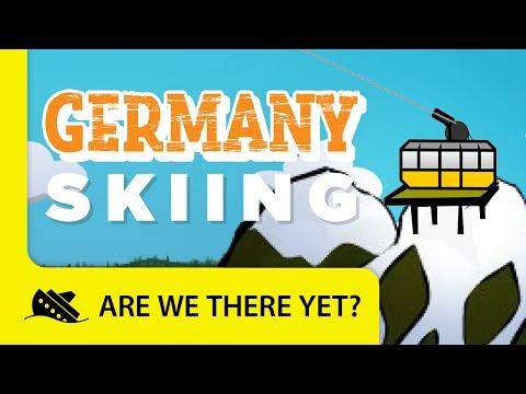 Germany: Skiing - Travel Kids in Europe
