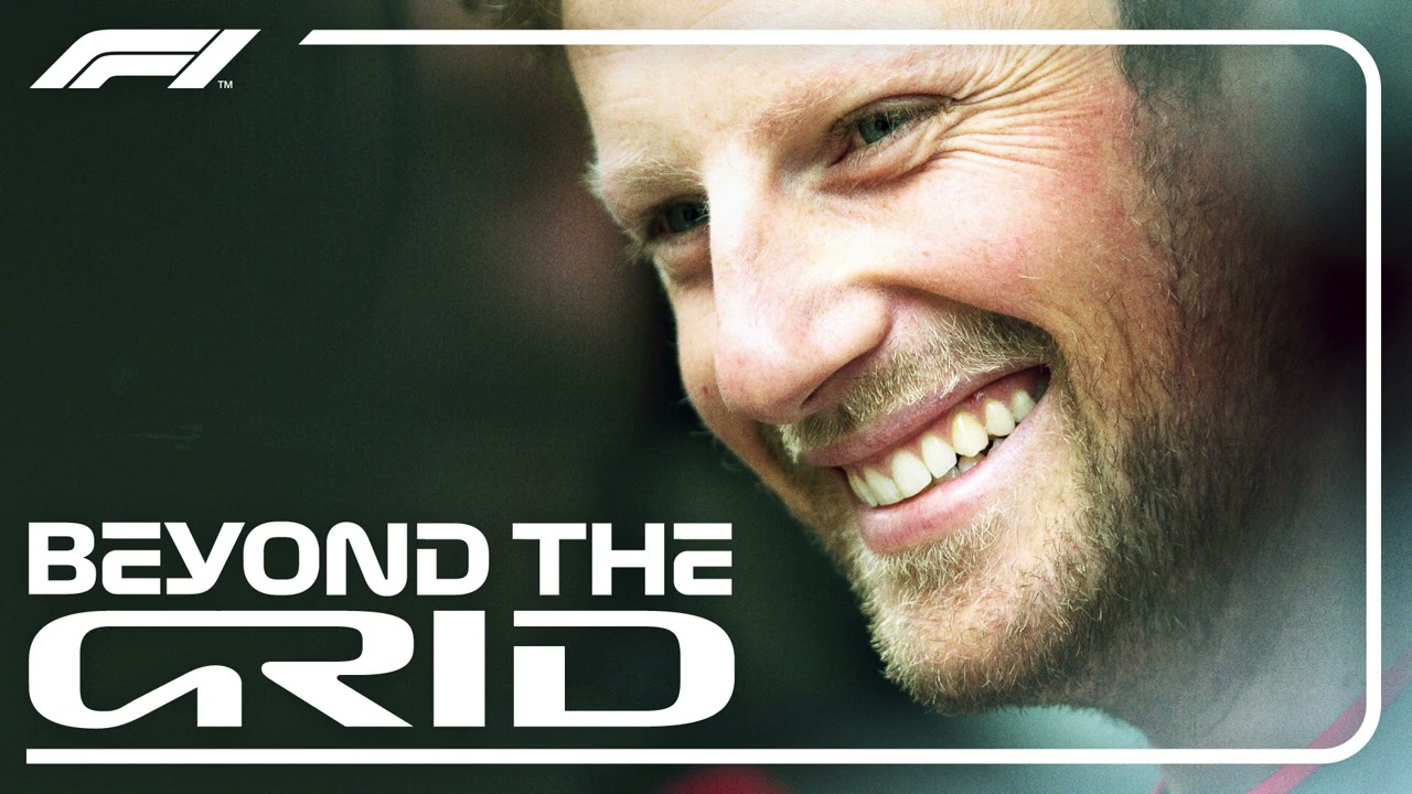Romain Grosjean's Life-Changing Six Months | Beyond The Grid | Official F1 Podcast