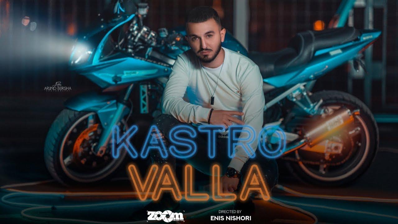 KASTRO - Valla ( Official Video 4K )