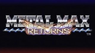 CGRundertow METAL MAX RETURNS for Super Famicom Video Game Review