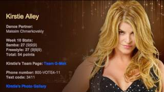 Kirstie Alley is Fan Favorite on