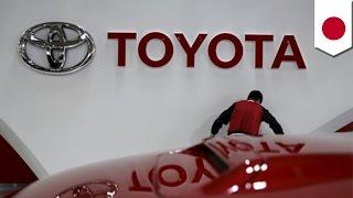 Toyota recalls more than 2.9 million vehicles worldwide for seat belt problem