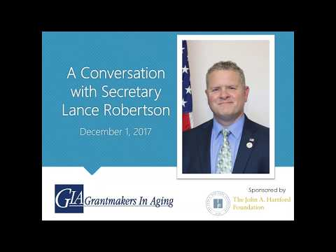 Conversations with GIA: Meet ACL Administrator Lance Robertson