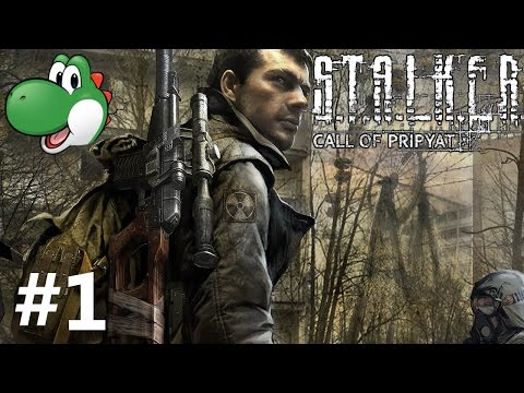 Let's Play STALKER: Call of Pripyat - Part 1