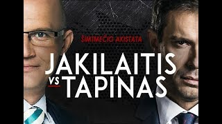 """When I hear police I know that my wife is involved"", - E. Jakilaitis 