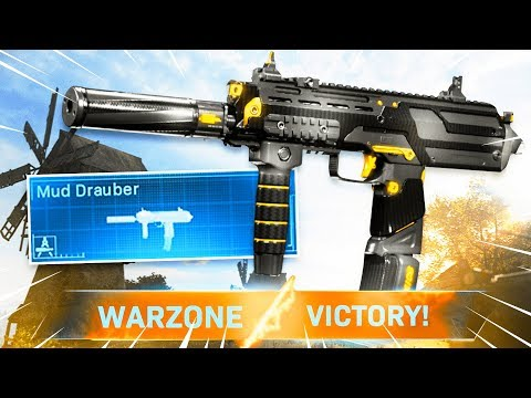 NEW SECRET MP7 VARIANT IN MW! Mud Drauber MP7 BEST LOADOUT IN WARZONE
