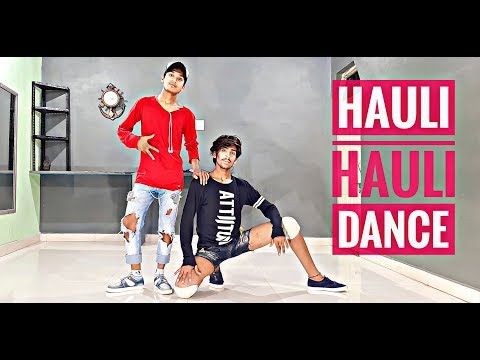 HAULI HAULI Dance Video - De De Pyaar De | Neha Kakkar