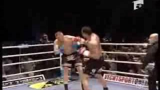 Badr Hari vs Semi Schilt  K1 16 05 2009