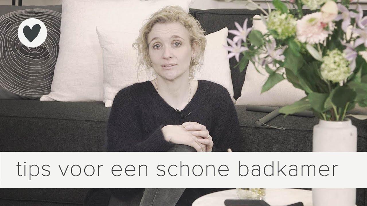 Vt Wonen Badkamer : Hoe houd je de badkamer goed schoon vtwonen tips youtube