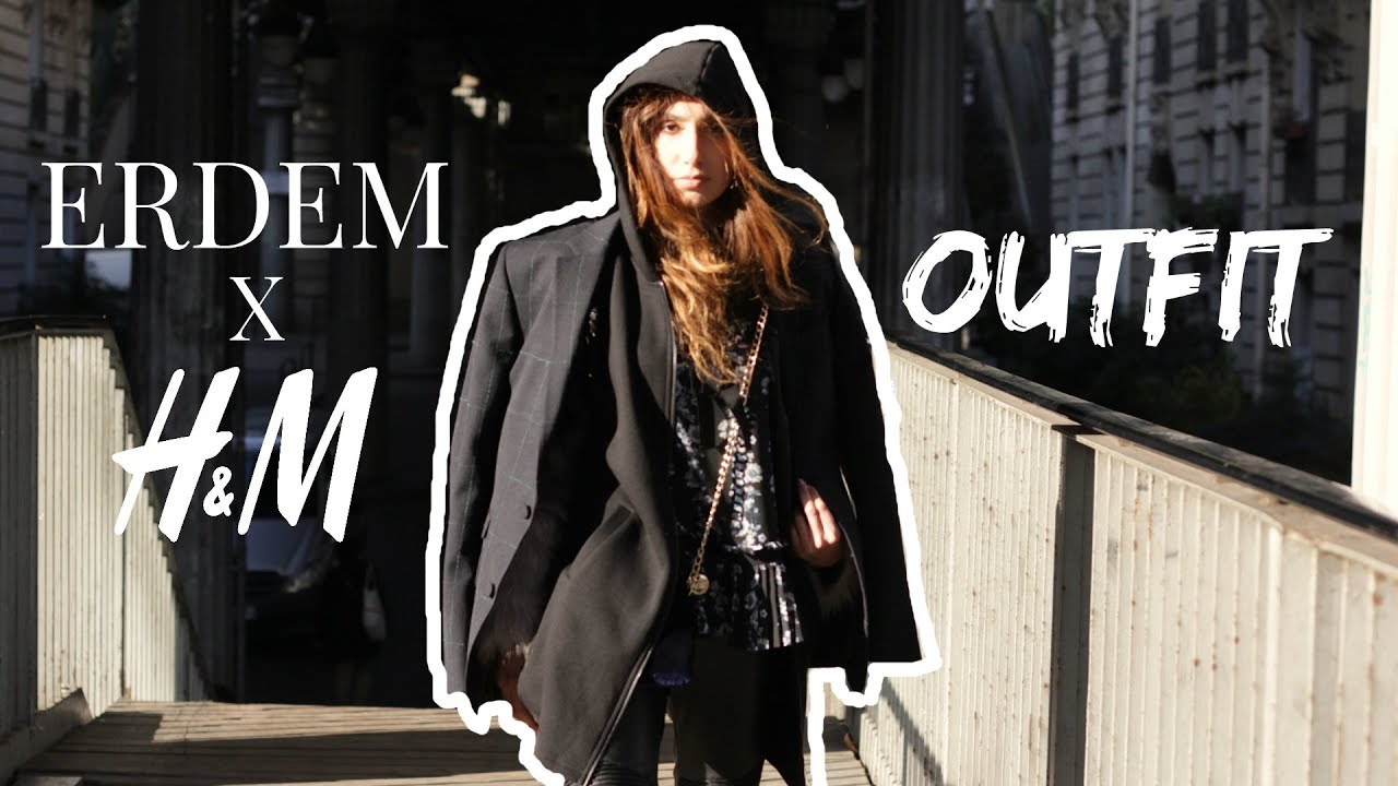 [VIDEO] - ERDEM x H&M Outfit Of The Day // Autumn Fall Winter Lookbook 2017 Ep. 2 | Farah Asif 6