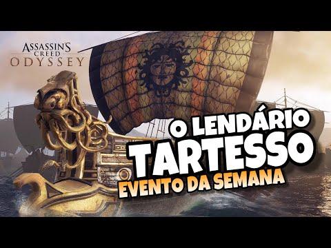 Assassin's Creed Odyssey - O Navio Lendário Tartesso | Evento da semana thumbnail