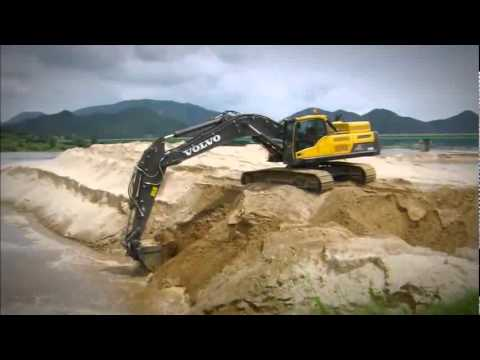 Volvo Ocean Race and Volvo Construction Equipment 2011-2012