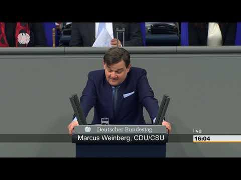 Marcus Weinberg (CDU/CSU) - Aussprache zu Familie, Senioren, Frauen und Jugend