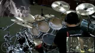 Youth Gone Wild by Skid Row Drum Cover by Myron Carlos