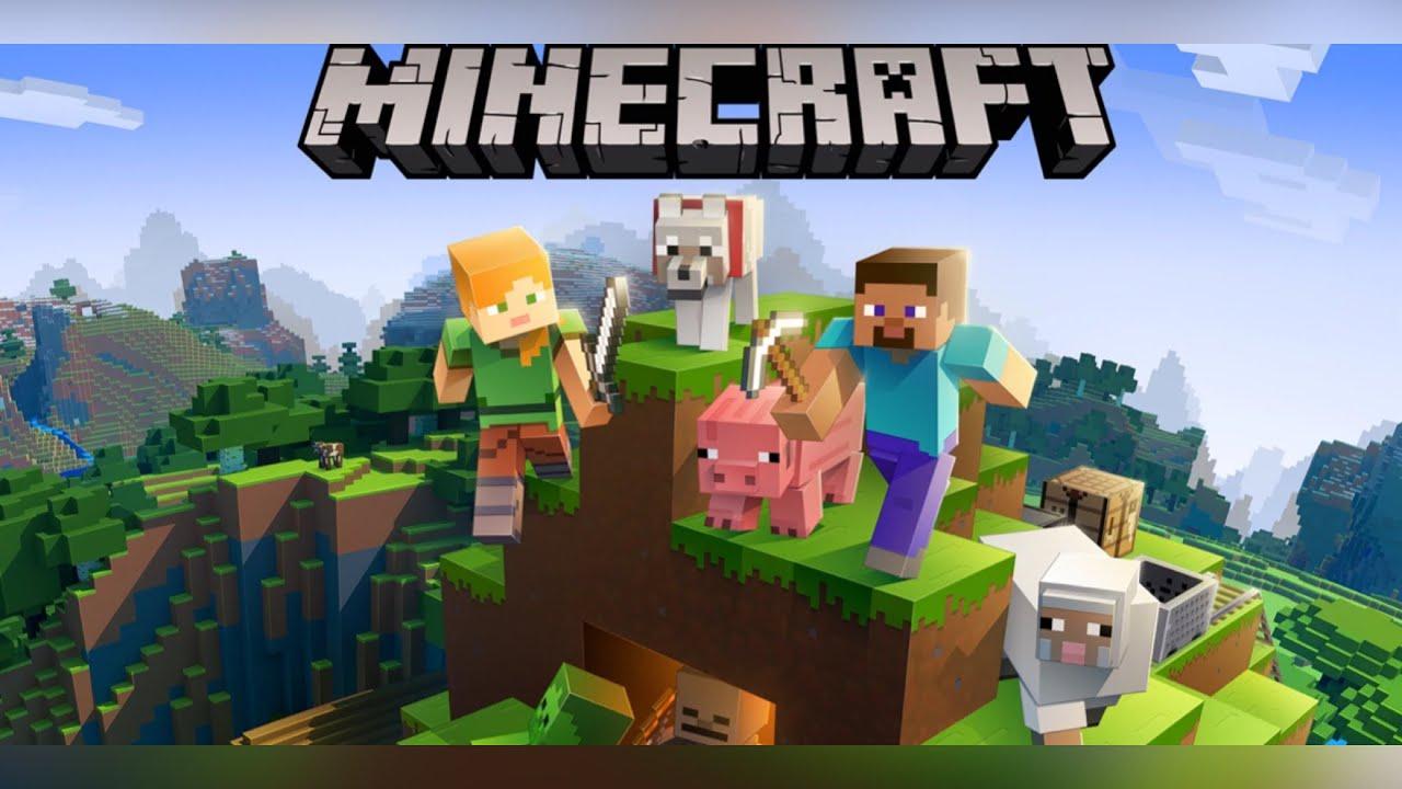 Minecraft | și un pic de distracție | ;)))))