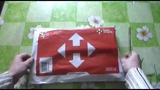 Первая посылка с Taobao! Обзор, Посредник, сроки доставки, цены...