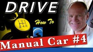 Як водити машину з ручною коробкою в пробках (проміжний) :: Урок № 4