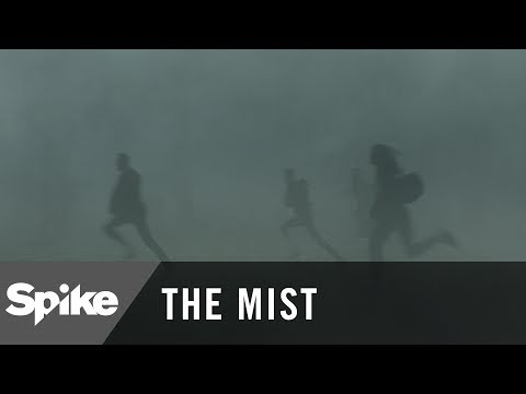 The Influences of Stephen King  The Mist
