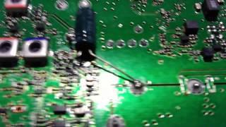 icom 7100 mod low power ssb