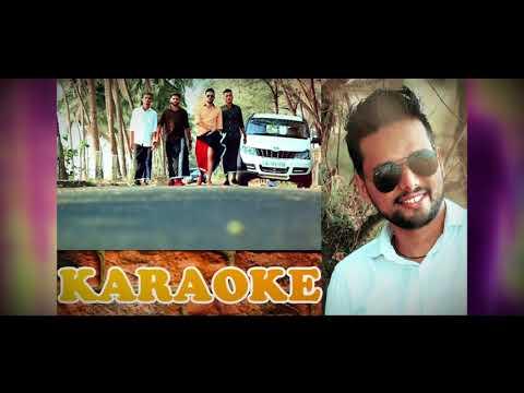 Njaan Kasrottukkaaran    Karaoke  Thanseer Koothuparamba New Malayalam Mappila Album Song 2018