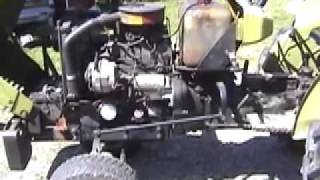 Tractors for Dummies Pt. 1 Basic Info Operation Instructions mounting equipment mower Largest